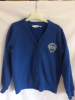 Blue Cambusbarron PS Cardigan (Trutex)
