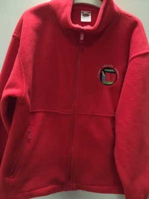Cowie PS Zip Fleece