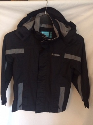 Black Hooded jacket (Mountain Warehouse)