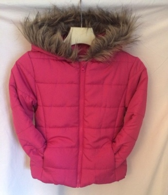 Pink Hooded Jacket (Unknown)