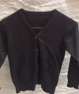 Grey Cardigan (M&S)