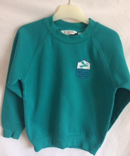 Green St Mary's Espiscopal PS Sweater (Trutex)